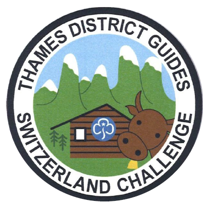 Switzerland Challenge Badge